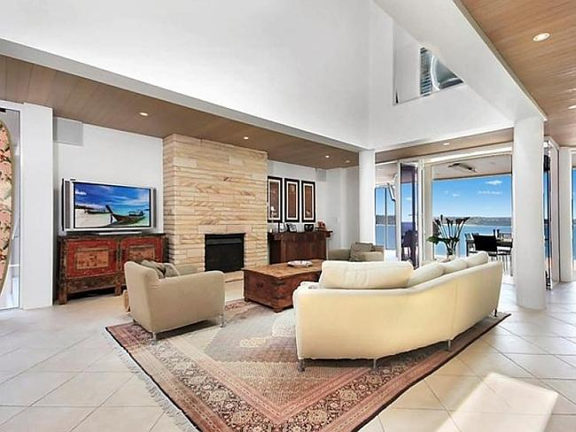 The Gardiner home features indoor-outdoor living with ocean views to die for.