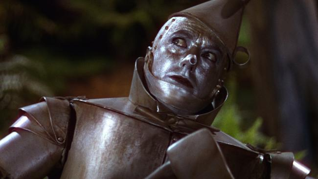 Tin Man: basically just a big, metal chocolate sundae.