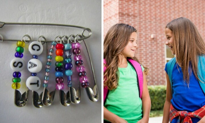 Flashback Friday: Friendship pins were the ultimate childhood accessory