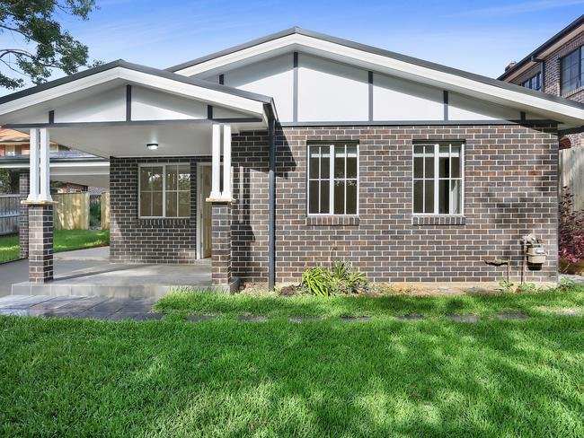 Granny flat in Epping Picture: Granny Flat Solutions
