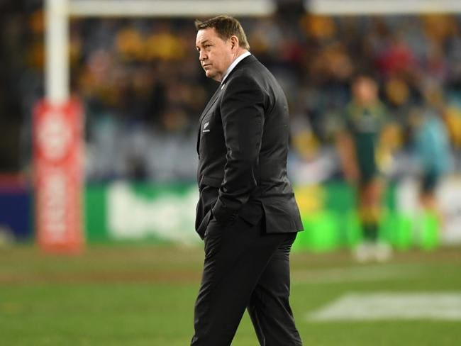 Steve Hansen says sex scandal are not a part of New Zealand rugby's culture.