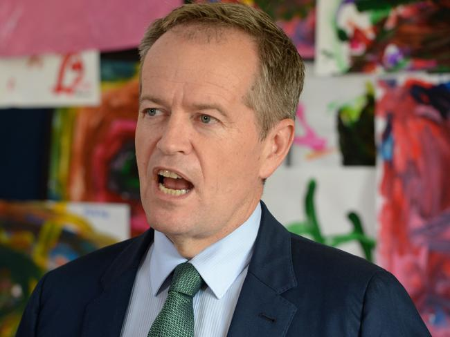 Labor's primary vote has jumped one point to 35 per cent since January. Picture: Supplied.