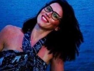 Supplied Editorial Andreea Cristea, 29, jumped or was forced over the edge of Westminster Bridge into the River Tham