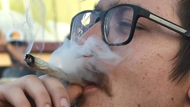 Limited evidence suggests regular exposure to cannabis smoke may have anti-inflammatory properties.