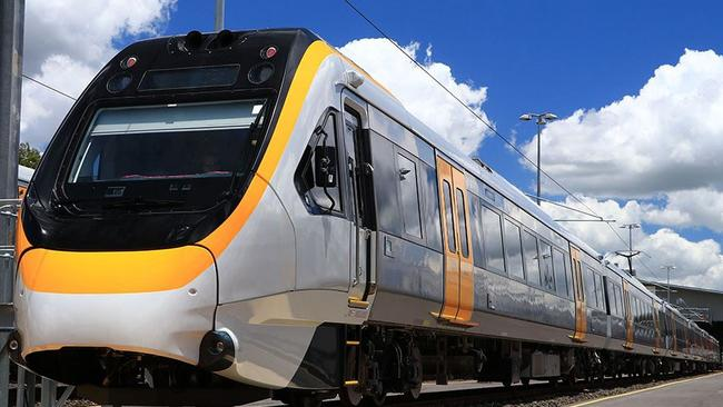 Queensland's $4.4bn new trains are so badly designed, they're illegal