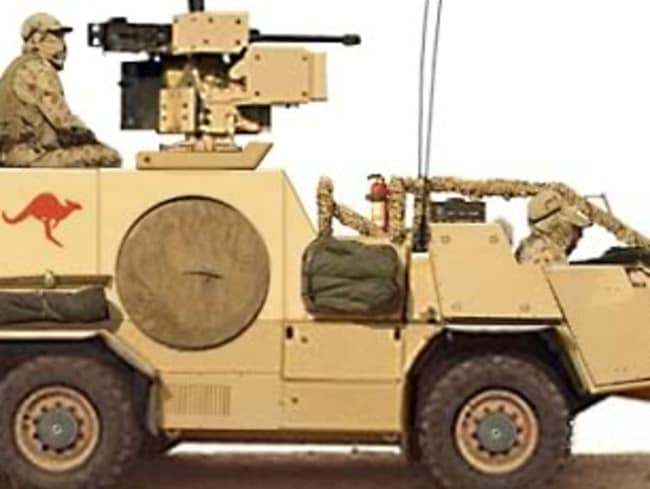 Supacat ... A western Sydney company is creating the most advanced special-forces vehicle. Source: Supplied