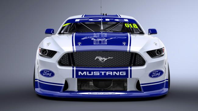 2018 ford nascar cup car. brilliant car the ford mustang as it would appear if entered into the 2018 supercars  season intended ford nascar cup car