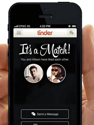 Could this be love ... Tinder works but does it leave you vulnerable?