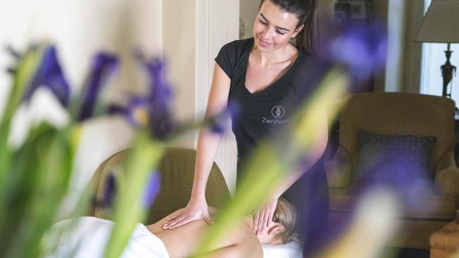 happy ending to a massage Western Australia