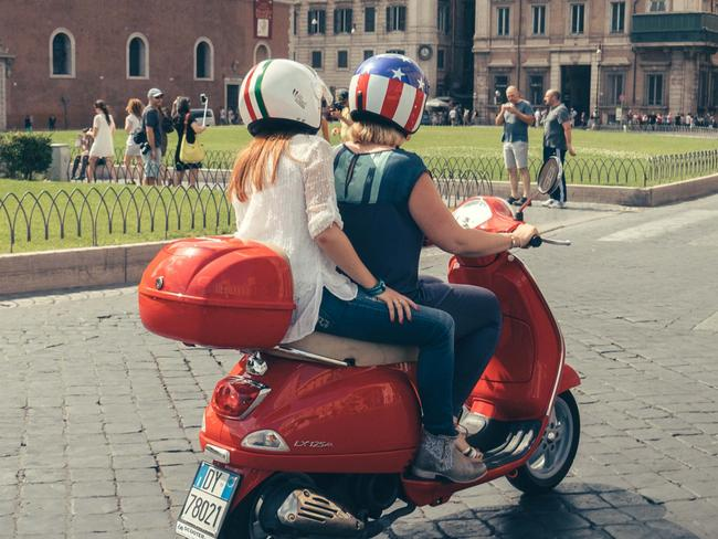 This is the coolest way to see Rome