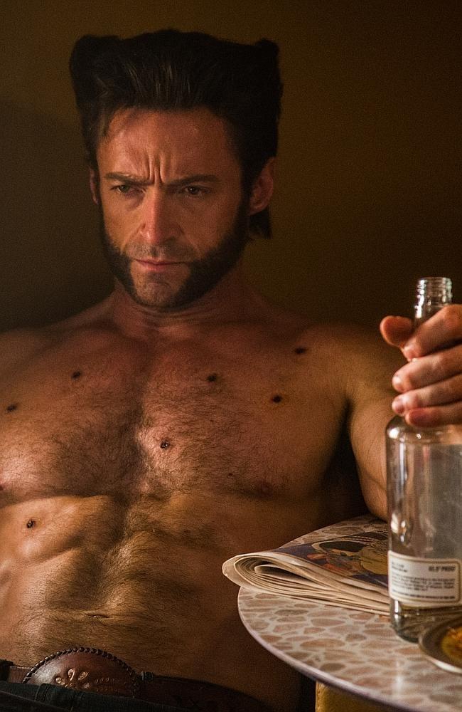 First look at Hugh's X-Men movie