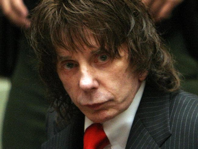 Phil Spector was accused of killing actor Lana Clarkson.