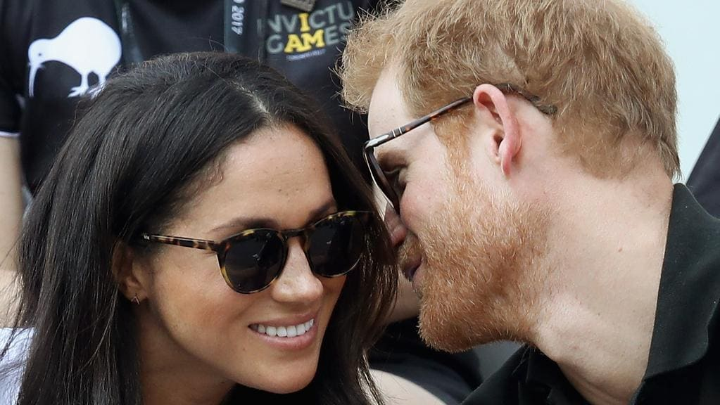 Prince Harry and Meghan Markle have made their love public. Picture: Chris Jackson/Getty Images for the Invictus Games Foundation