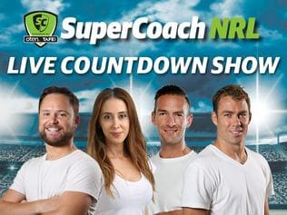 NRL SuperCoach Countdown Show story crop