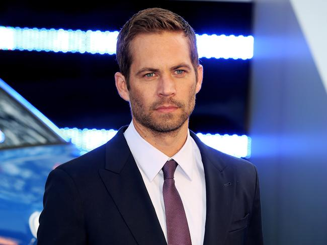 Late star of Fast and the Furious Paul Walker