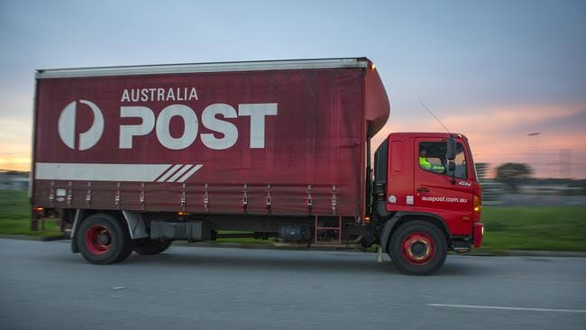 The parcel delivery business lifted its earnings by more than 20 per cent.