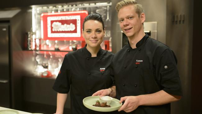 Perfect Dish Seals Mkr Finale Perth Now