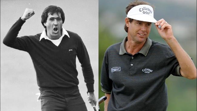 SERVE from Seve: ''The American team has 11 nice guys and Paul Azinger'', said Seve Ballesteros at the 1991 Ryder Cup.