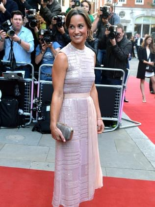 Pippa Middleton attends the GQ Men of the Year awards.