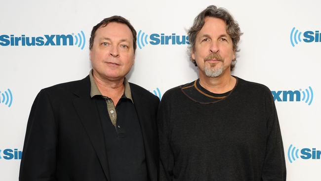 Bobby Farrelly and Peter Farrelly wrote and directed Dumb and Dumber.
