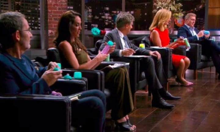 'You name your price': Revolutionary baby bottle floors Shark Tank judges