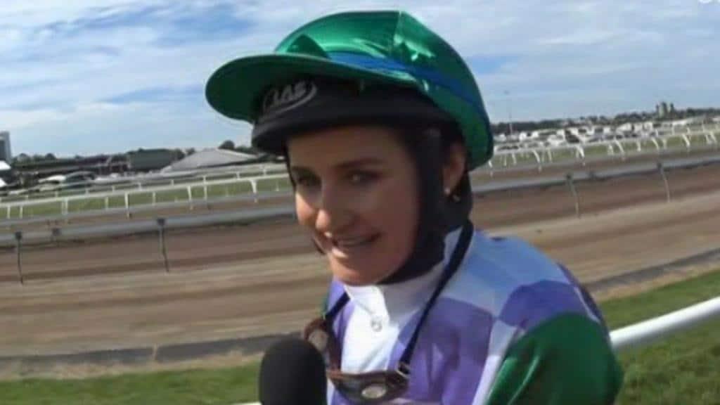 Jockey Michelle Payne inspires short film about horseracing