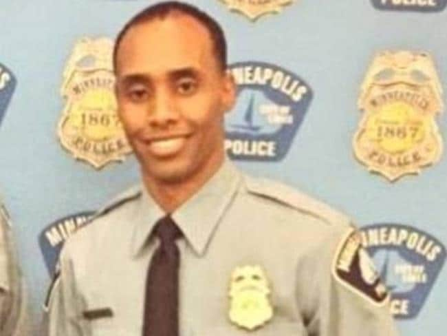 Mohamed Noor, the Minneapolis police officer who is accused of shooting and killing Justine Damond. Picture: Supplied