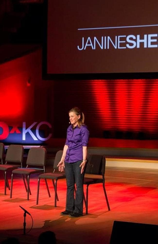 You know you've made it when you're doing a TED talk.