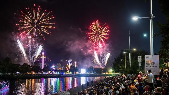 Melbourne's 2018 Moomba Festival will take place this weekend, with police set to flood the celebrations.