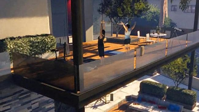 Rock star isn?t having you on. You can actually ?play? yoga in the new Grand Theft Auto game.
