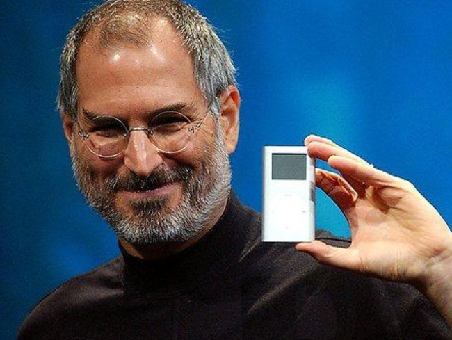 Steve Jobs loved the walk and talk.