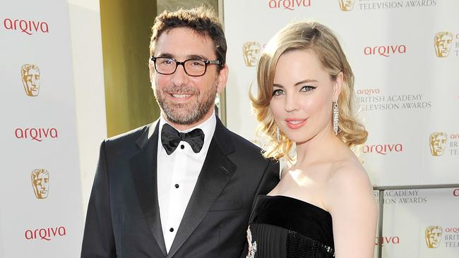 Melissa George Reportedly Assaulted By Longtime Partner
