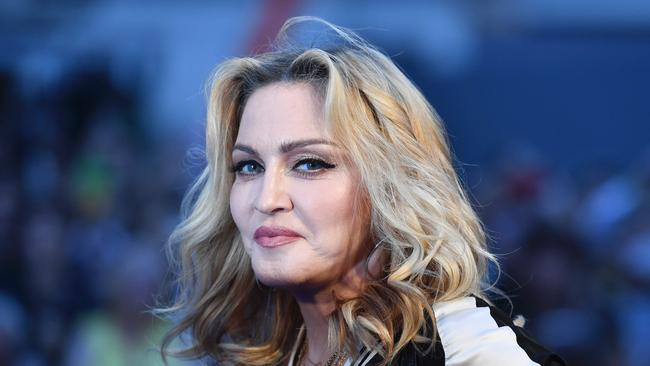 To be fair, meeting Madge would be a pretty intimidating experience.