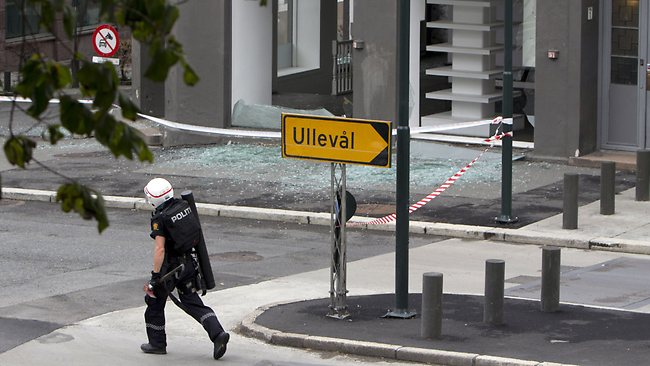 NORWAY-BLAST-GOVERNMENT