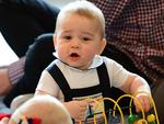<p>Prince George of Cambridge attends Plunkett's Parent's Group at Government House on April 9, 2014 in Wellington, New Zealand. Picture: Getty</p>