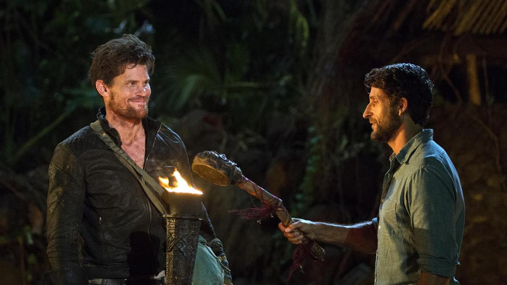 Mark Wales is the latest to exit Australian Survivor.Picture: Nigel Wright