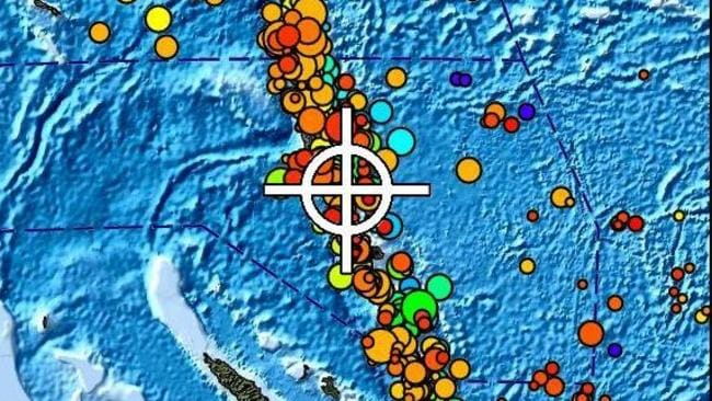 Huge Earthquakes Strike Both Sides Of The Pacific
