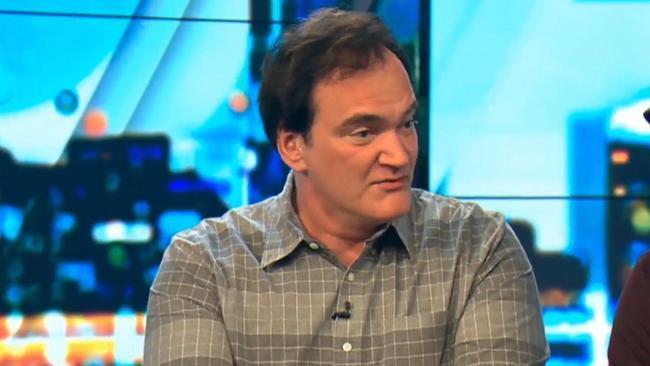 Quentin Tarantino Porn