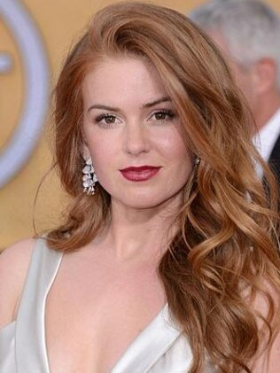 Isla Fisher.