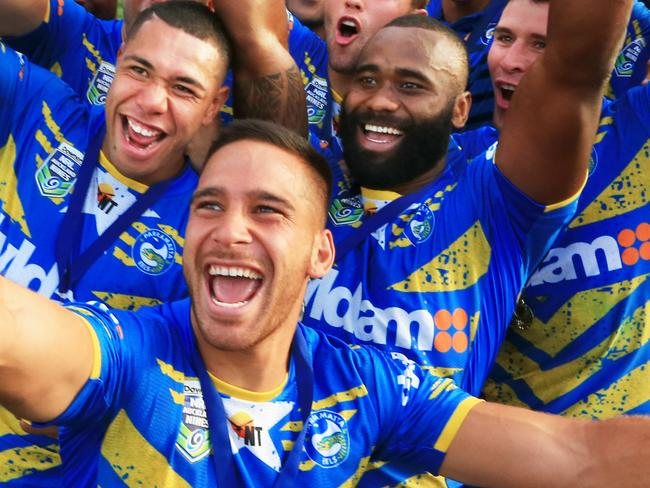 Re-live: Champions! Eels break trophy drought