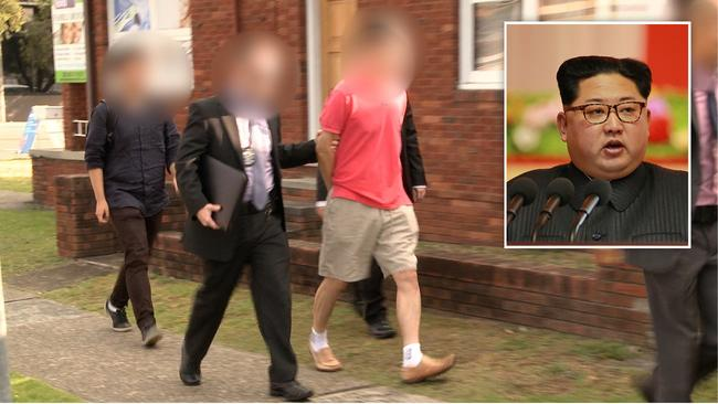 AFP charge Sydney man over North Korea weapons brokering
