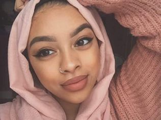 Celine Dookhran, 19, who was kidnapped, raped and murdered at an address in Kingston-upon-Thames, south west London. Image: Twitter.