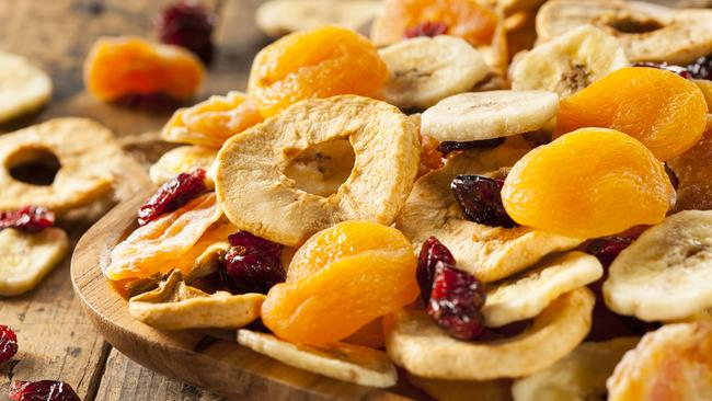 Make this healthy snack just using a microwave. Picture: iStock