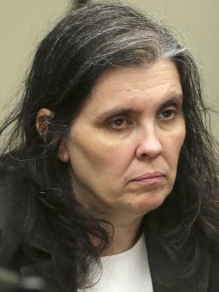 Louise Anna Turpin in court. Picture: Terry Pierson/The Press-Enterprise/AP