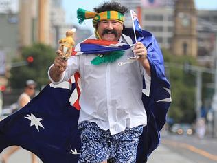 Dipper is Aus Day Champion ambassador