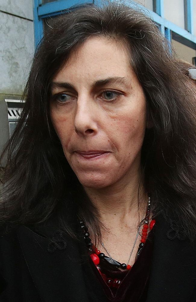 In the spotlight ... Jennifer Lauren's solicitor said her air rage was out of character. Picture: AP