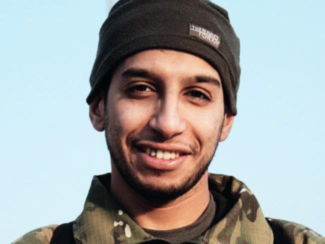 Abdelhamid Abaaoud, the Belgian jihadi suspected of masterminding deadly attacks in Paris