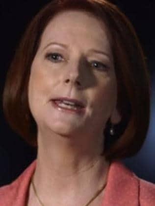 Julia Gillard challenged Kevin Rudd and won. Picture: ABC