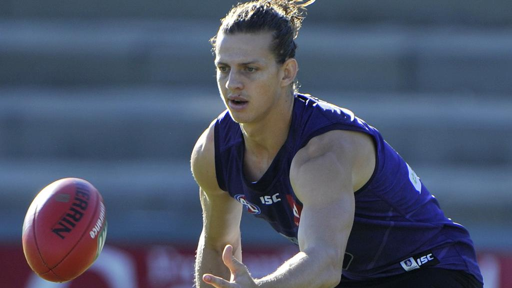 Dockers captain Nat Fyfe.