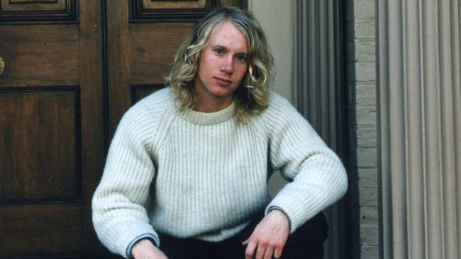 Port Arthur shooting massacre gunman Martin Bryant.